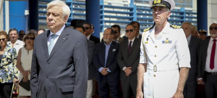 Ο Προκόπης Παυλόπουλος ακύρωσε το ταξίδι του λόγω εθνικού πένθους, Φωτογραφία: (EUROKINISSI/ΣΩΤΗΡΗΣ ΔΗΜΗΤΡΟΠΟΥΛΟΣ)