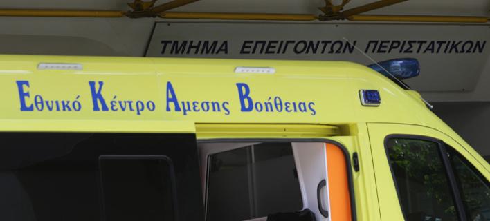 Νοσηλεύονται και 4 παιδιά, φωτογραφία: ΓΙΑΝΝΗΣ ΠΑΝΑΓΟΠΟΥΛΟΣ / EUROKINISSI