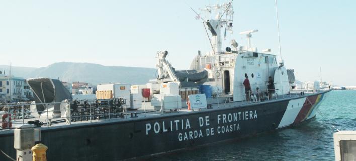 FRONTEX, φωτογραφία: ΧΡΗΣΤΟΣ ΜΠΟΝΗΣ//EUROKINISSι