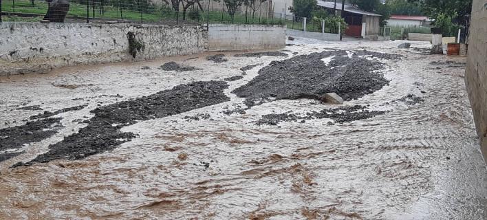 Εχει επιβαρυνθεί από πλημμύρες, φωτογραφία: Eurokinissi/ΠΑΛΑΜΙΩΤΗΣ ΓΙΩΡΓΟΣ