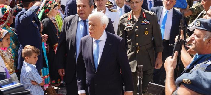Παυλόπουλος: Ο ρόλος μου είναι να κρατήσω αρραγή την ενότητα των πολιτικών δυνάμεων