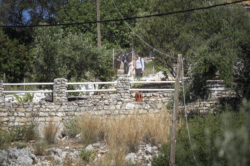 Στη φωτογραφία φαίνεται η Περιστέρα Μπαζιάνα/Φωτογραφία: Eurokinissi