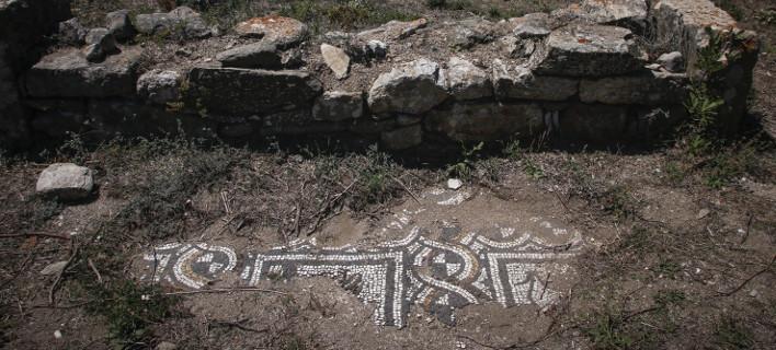 Ταυτίζεται με την θέση της αρχαίας πόλης της Σηπιάδας, φωτογραφίες:  EUROKINISSI/ΘΑΝΑΣΗΣ ΚΑΛΛΙΑΡΑΣ