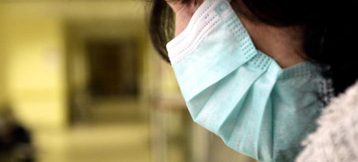 Γρίπη: φωτογραφία: EUROKINISSI/ ΓΙΑΝΝΗΣ ΠΑΝΑΓΟΠΟΥΛΟΣ