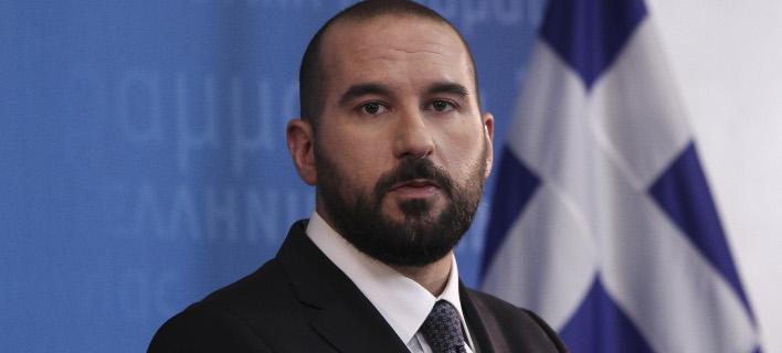 Δημήτρης Τζανακόπουλος, φωτογραφία: EUROKINISSI/ΣΩΤΗΡΗΣ ΔΗΜΗΤΡΟΠΟΥΛΟΣ