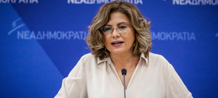 Η Μαρία Σπυράκη/ Φωτογραφία intime news