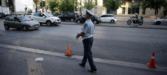 Πρόγραμμα της Ελληνικής Αστυνομίας, φωτογραφία: EUROKINISSI/ΣΤΕΛΙΟΣ ΜΙΣΙΝΑΣ