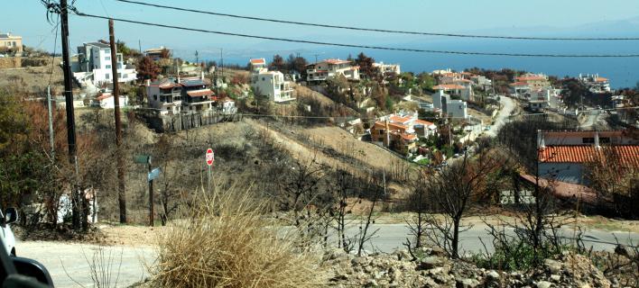 Μάτι: φωτογραφία: eurokinissi ΧΡΗΣΤΟΣ ΜΠΟΝΗΣ//EUROKINISSI