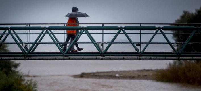 Σε Εύβοια έπεσε η περισσότερη βροχή, φωτογραφία: EUROKINISSI/ΘΑΝΑΣΗΣ ΔΗΜΟΠΟΥΛΟΣ