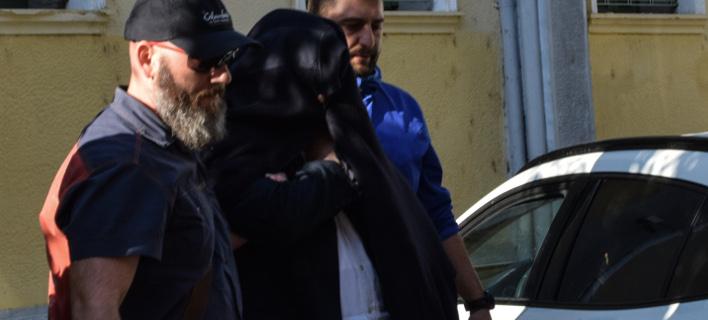 Ο καθηγητής που κατηγορείται ότι χρηματιζόταν από φοιτητές, Φωτογραφία: eurokinissi