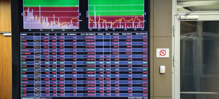 Με άνοδο 0,42% έκλεισε το Χρηματιστήριο/ φωτογραφία: eurokinissi