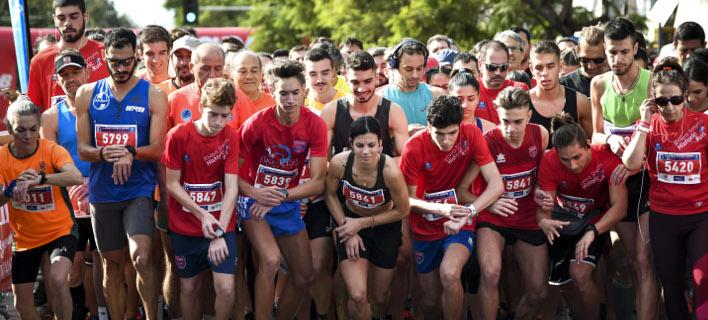Ετρεξαν σε 2 αγωνίσματα 2.5, 5 και 10 χλμ. Φωτογραφίες: ΜΙΧΑΛΗΣ ΚΑΡΑΓΙΑΝΝΗΣ / EUROKINISSI