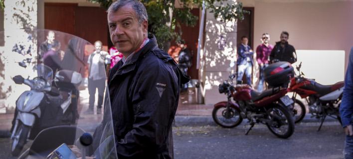 Σταυρος Θεοδωράκης, φωτογραφία: EUROKINISSI/ΓΙΩΡΓΟΣ ΚΟΝΤΑΡΙΝΗΣ