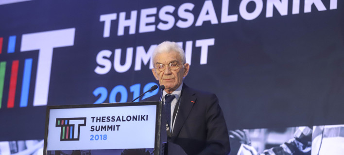 3η Συνόδου Thessaloniki Summit, φωτογραφία: eurokinissi