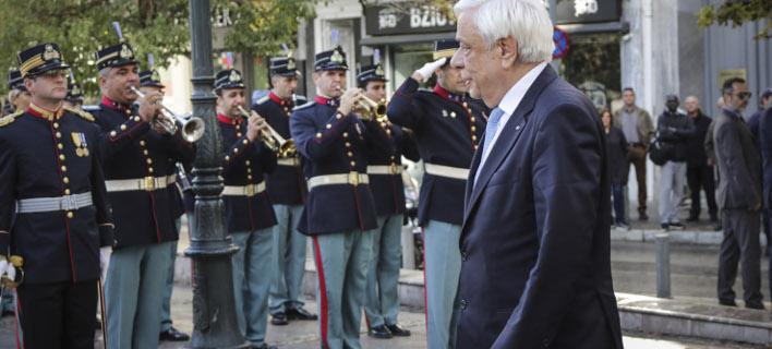 Προκόπης Παυλόπουλος, φωτογραφία: EUROKINISSI/ΓΙΑΝΝΗΣ ΠΑΝΑΓΟΠΟΥΛΟΣ
