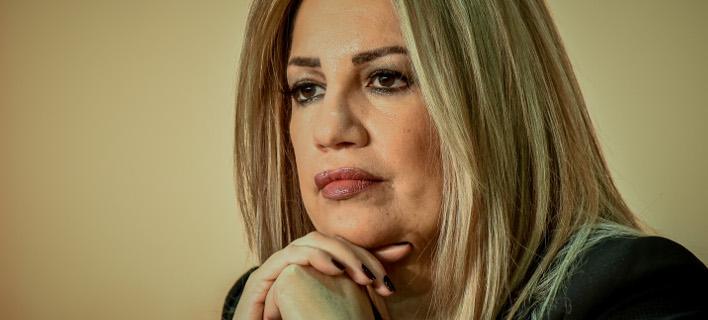 Φώφη Γεννηματά, φωτογραφία: EUROKINISSI/ΤΑΤΙΑΝΑ ΜΠΟΛΑΡΗ