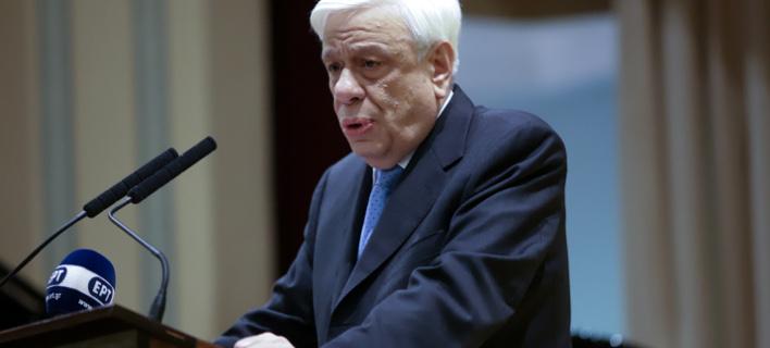 Προκόπης Παυλόπουλος, φωτογραφία:EUROKINISSI/ ΓΙΑΝΝΗΣ ΠΑΝΑΓΟΠΟΥΛΟΣ
