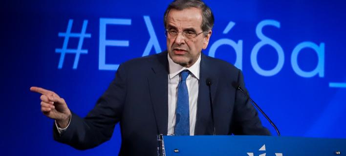 ΣΥΡΙΖΑ: Ανοιγμα στην ακροδεξιά η ομιλία Σαμαρά
