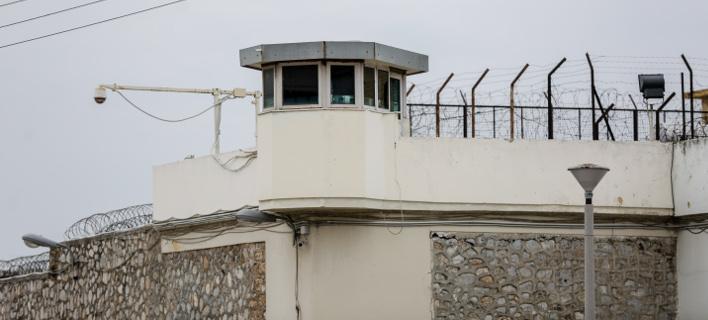 Φυλακές, φωτογραφία: EUROKINISSI