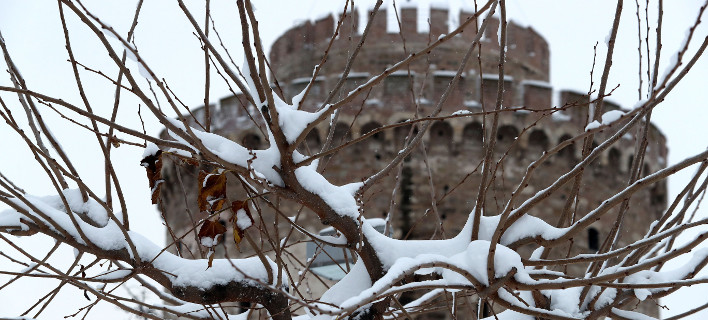 Θεσσαλονίκη, φωτογραφία: eurokinissi