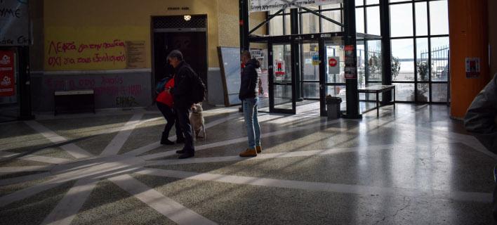 Πανεπιστήμιο, φωτογραφία: EUROKINISSI/ΝΤΙΝΟΣ ΜΠΟΥΡΛΗΣ