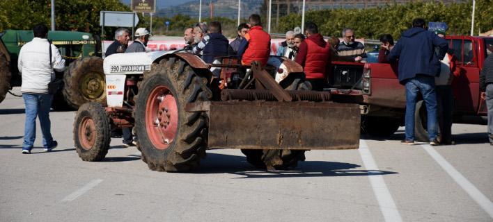 Αγρότες, φωτογραφία: Eurokinissi-ΠΑΠΑΔΟΠΟΥΛΟΣ ΒΑΣΙΛΗΣ