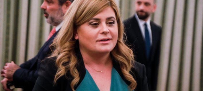 Live η παράδοση παραλαβή του υπουργείου Μακεδονίας-Θράκης