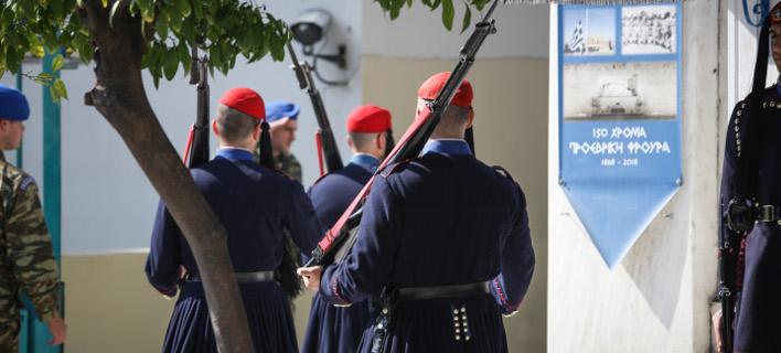 Προεδρική φρουρά, φωτογραφία: EUROKINISSI/ΓΙΑΝΝΗΣ ΠΑΝΑΓΟΠΟΥΛΟΣ