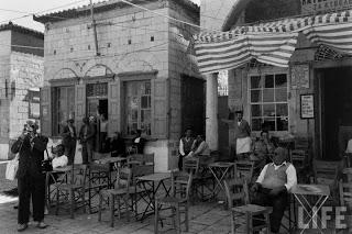 Η Ύδρα τη δεκαετία του 50