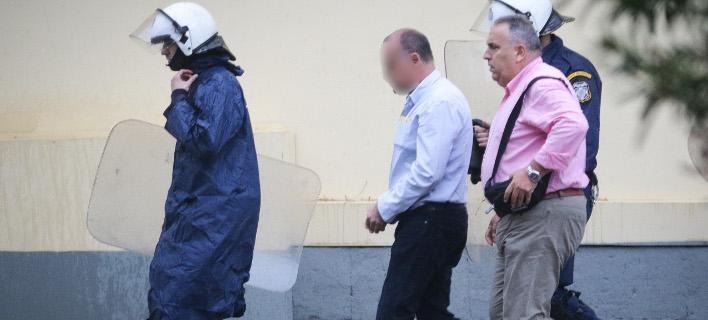 Ελεύθερος και ο 55χρονος / Φωτογραφία: EUROKINISSI/ΓΙΑΝΝΗΣ ΠΑΝΑΓΟΠΟΥΛΟΣ