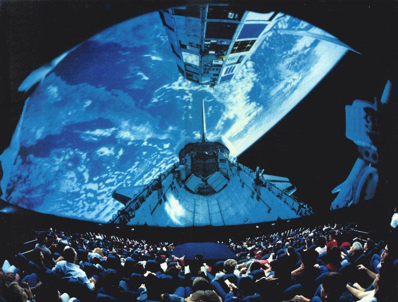 Το συναρπαστικό Νέο Ψηφιακό Πλανητάριο του Ιδρύματος Ευγενίδου / Φωτογραφία: EUROKINISSI