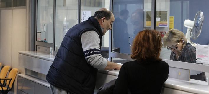 «Γερασμένοι» οι δημόσιοι υπάλληλοι στην Ελλάδα /Φωτογραφία intime news