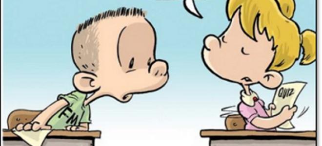 Οι Ταϊλανδέζοι βρήκαν τον πιο ηλίθιο τρόπο για να αποτρέψουν τους φοιτητές από το να αντιγράφουν στις εξετάσεις [εικόνες]