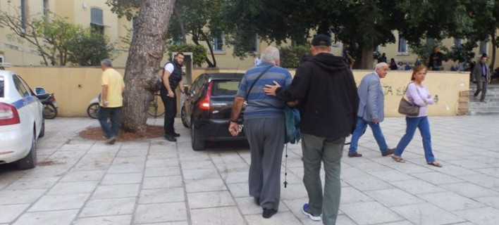 Kρήτη: Τι υποστήριξε ο 73χρονος που πυροβόλησε την πρώην γυναίκα του