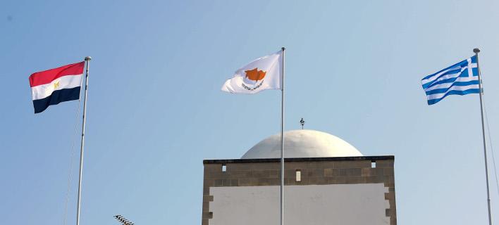 Συμφωνία Κύπρου-Αιγύπτου για υποθαλάσσιο αγωγό φυσικού αερίου