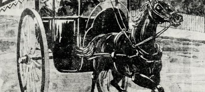 O «Φόνος στην άμαξα» είναι ένα μπεστ σέλερ του 19ου αιώνα