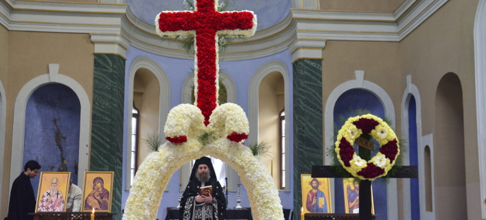 Μετά από 93 χρόνια τελετή Αποκαθήλωσης στη Σμύρνη [εικόνες]