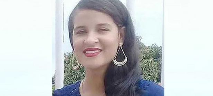 Το θύμα του ζευγαριού των δολοφόνων, Μάρα Κριστιάνα ντα Σίλβα (Φωτογραφία: Facebook)