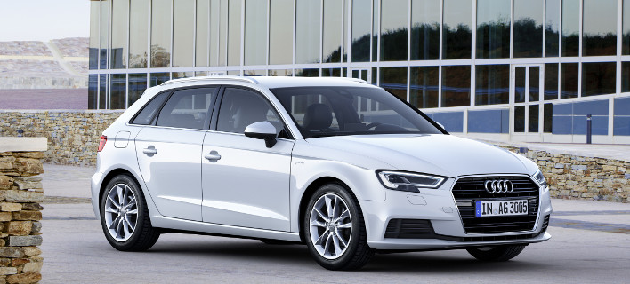 Audi A3 Sportback g-tron: Με πιο ισχυρό μοτέρ φυσικού αερίου