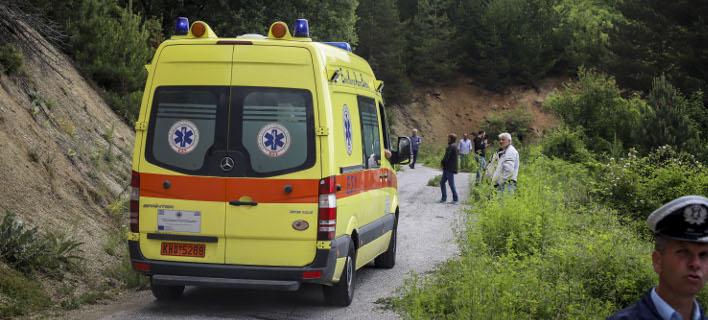 Τραγωδία στην Κρήτη: Αγρότης έπεσε σε γκρεμό και σκοτώθηκε /Φωτογραφία: Εurokinissi