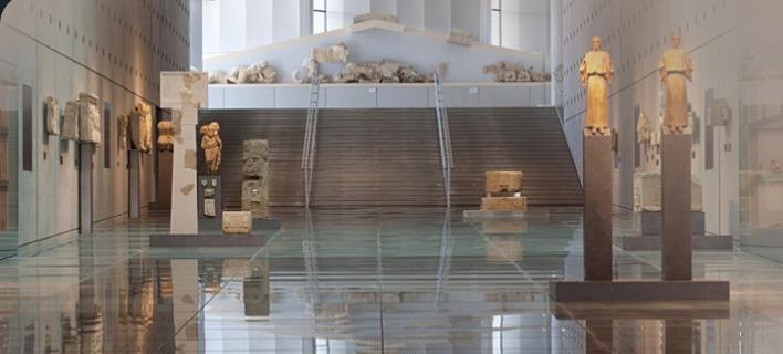 φωτογραφίες: theacropolismuseum.gr
