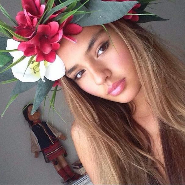 Η καλλονή Ρωσίδα σύντροφος του Αντετοκούνμπο -Καθηλωτική ομορφιά [εικόνες]