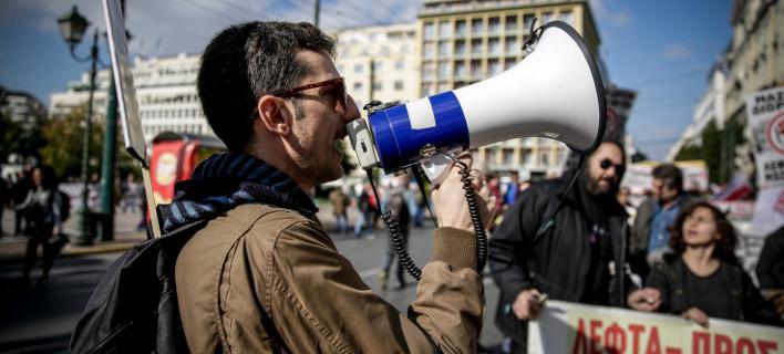 απεργία ΑΔΕΔΥ/Φωτογραφία: Eurokinissi