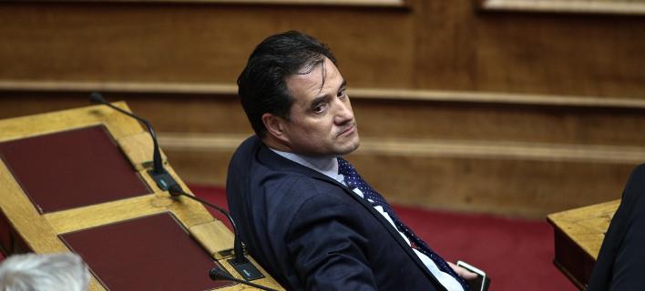 Ο Άδωνις Γεωργιάδης/ Φωτογραφία: Menelaos Myrillas / SOOC