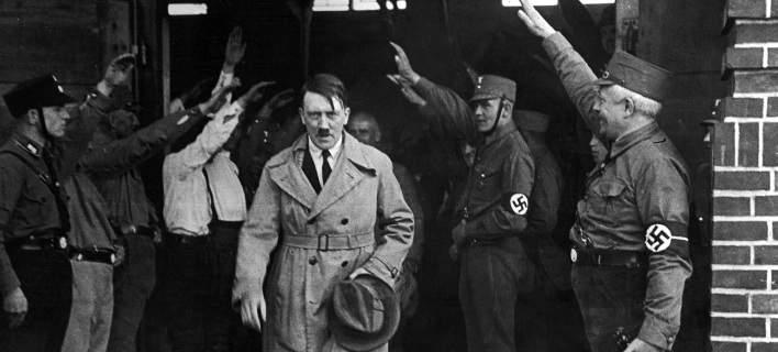 Ο Αδόλφος Χίτλερ. Φωτογραφία: AP