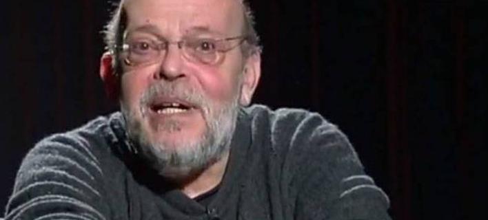 Ο δημοσιογράφος Μάνος Αντώναρος νοσηλευόταν το τελευταίο διάστημα στον Ευαγγελισμό