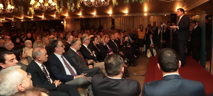 Με επιτυχία στέφθηκε η εκδήλωση του Αδωνι Γεωργιάδη, φωτογραφίες: twitter.com/AdonisGeorgiadi