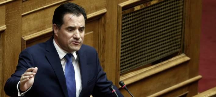 Αδωνις: Λέτε να μην ξέρω εγώ αν τα παίρνει ο Τσίπρας; Θα δείτε στην επιτροπή