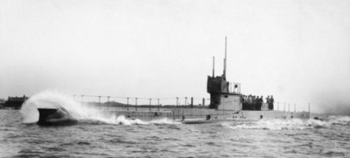 Το HMAS AE1 εξαφανίστηκε το 1914 ενώ έπλεε ανοικτά της Παπούα-Νέας Γουϊνέας (Φωτογραφία: Wikipedia)