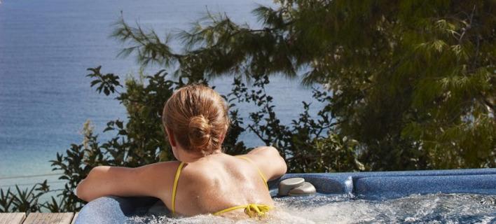 Φωτογραφία: Aegean Suites Hotel